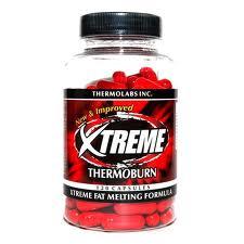 Xtreme ThermoBurn Ephedrine ECA