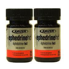 ephedrine tablets 100